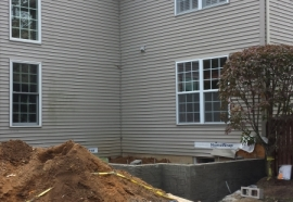 foundation for two story addition